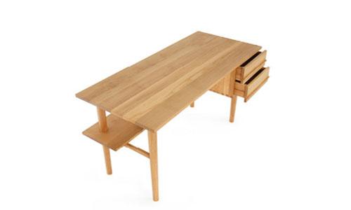 这款桌子是全榫卯结构