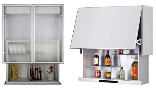 . 轮椅使用者整体厨柜功能尺寸-整体厨柜的无障碍设计