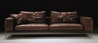 SF8686F feather fabric sofa  --  SF8686F 羽绒布艺沙发