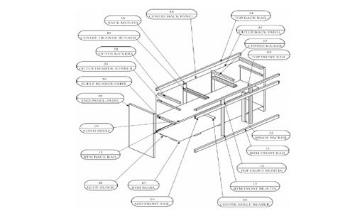 作新說 | 介紹家具結構的設計