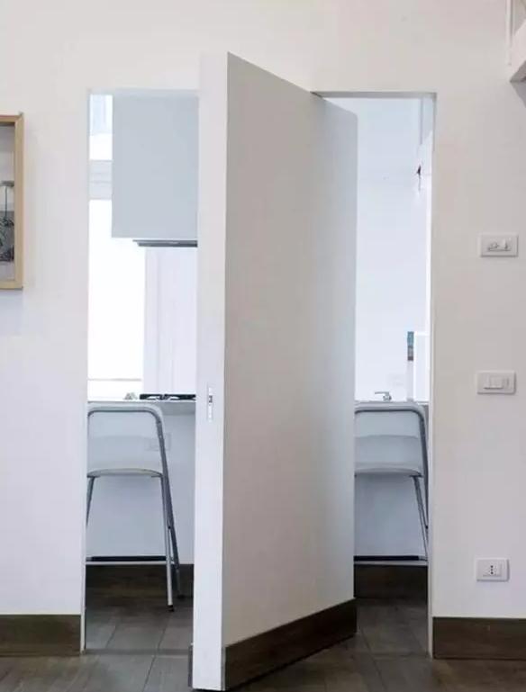 让空间自由变换的门    为家增添一份隐秘性