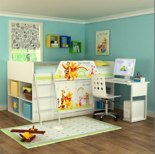 选购儿童床的4个最实用方法图片