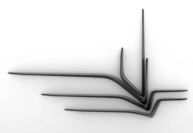 """将""""未来感""""注入工业设计中,扎哈是不折不扣的先驱者."""