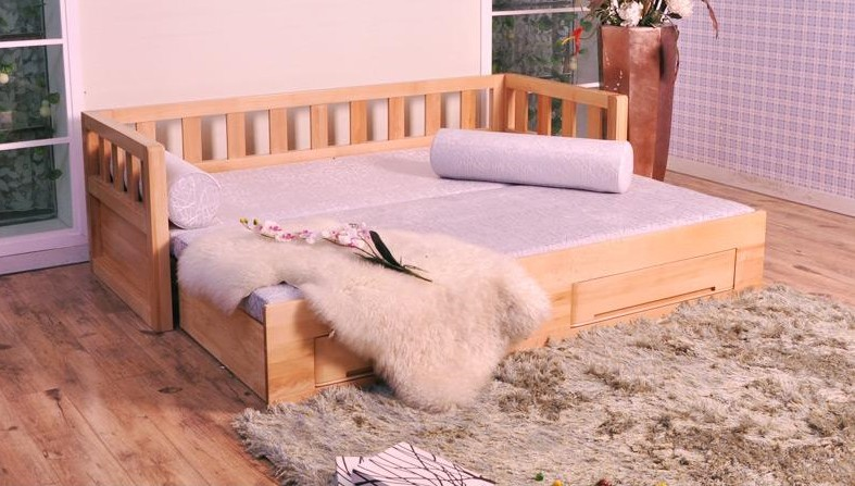 实木沙发床应如何选购?