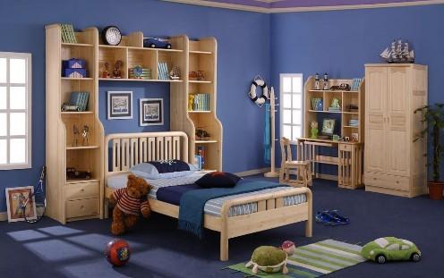 """""""套房化""""儿童家具流行"""