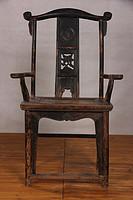 聚源斋 实木 古典 椅子