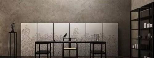仲松设计作品:中式书房