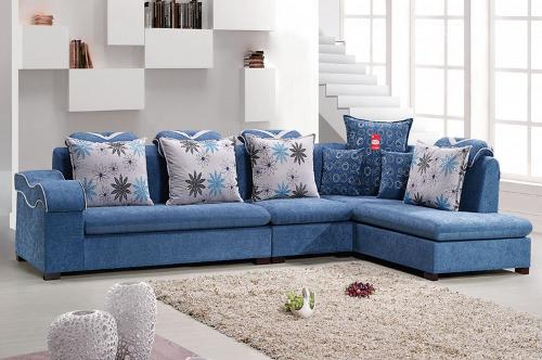 不可拆洗的布艺沙发