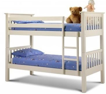 实木双层床  /Bunk bed