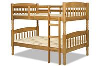 实木双层床/Bunkbed