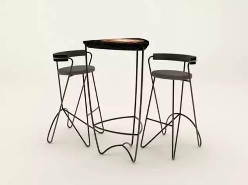 loop系列椅子图片
