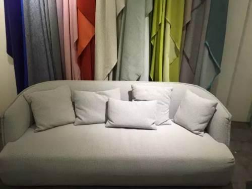 家具名称:欧式布艺沙发面料