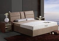 4、释梦清氧记忆绵弹簧两用床垫