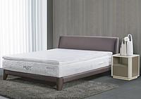 5、美眠记忆绵弹簧床垫
