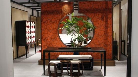 中国风新中式精典设计展完美阐释当代中式生活空间