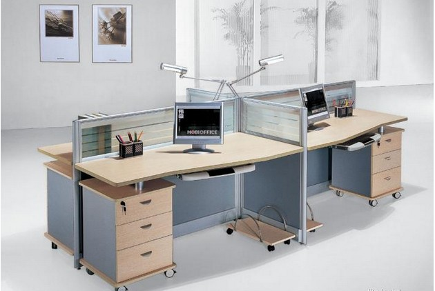 辦公家具逐步走向開放性的工作模式