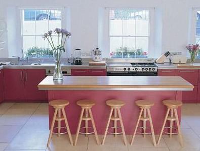 厨房家具如何保养?