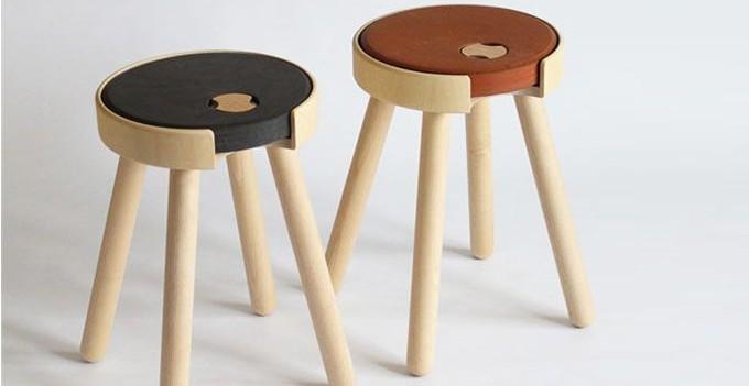 温暖坐凳:结合极简设计与现代陶瓷应用两种元素