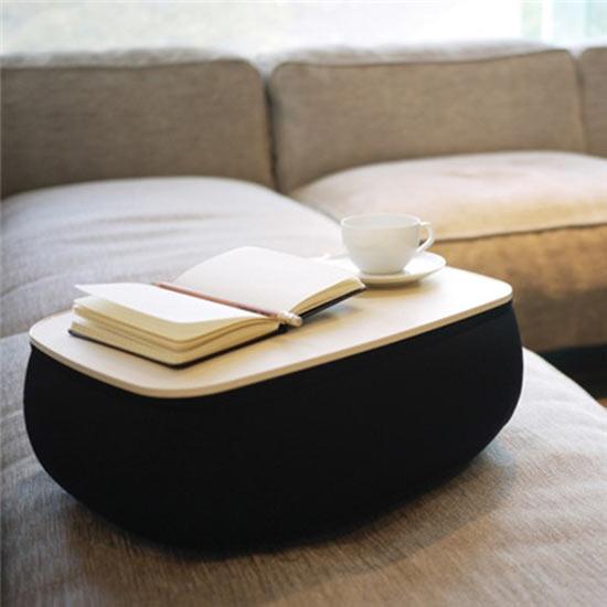 软垫型懒人桌 方便轻巧的暖心体验