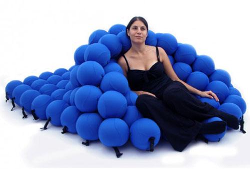 创意午睡椅 带你摆脱中午不睡下午崩溃