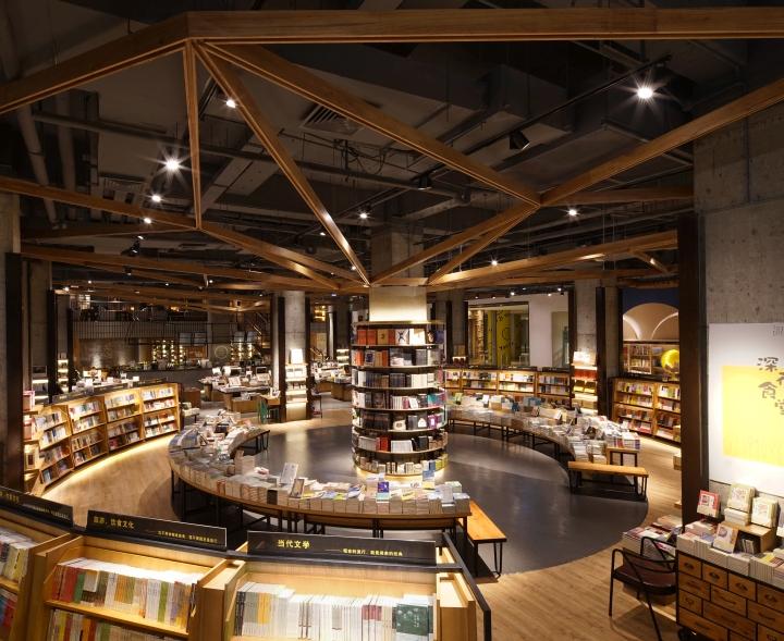世界读书日倒计时一个月 这些别出心裁的书店不能错过
