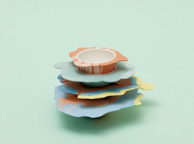LIQUID 液体系列   探索陶瓷艺术特性边界