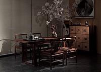 《远望平山》长桌