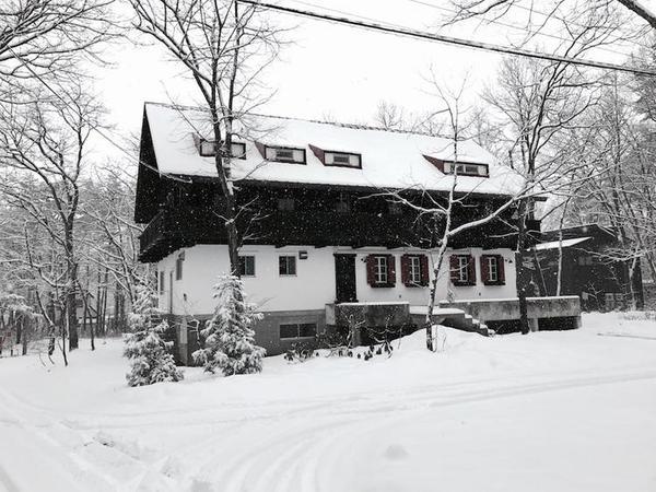 日本森林里有个小酒店,所有家具都出自同一个丹麦设计大师