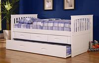 松木沙发床/pine  bed