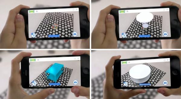 宜家携手苹果将推出一款APP 主打家具AR体验