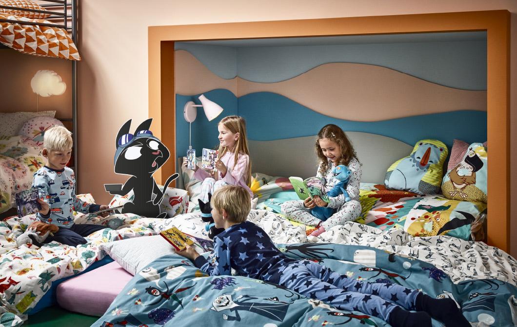 儿童家具行业如何面对二孩政策?
