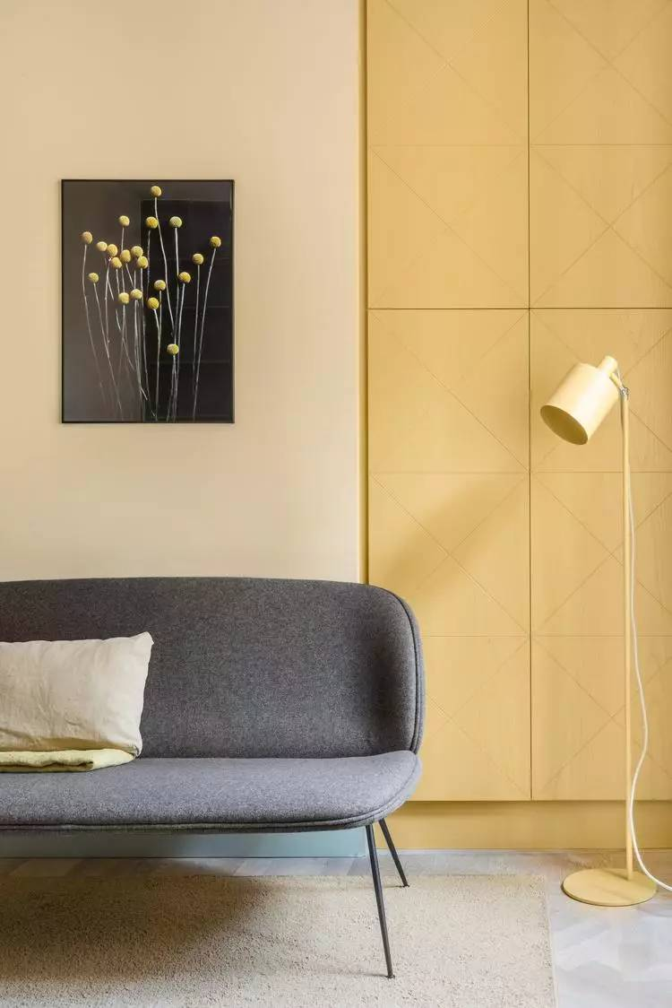 如何在室内空间运用好丰富的色彩?瑞典这个公寓值得参考