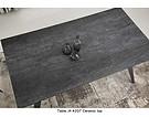 复古质感餐桌