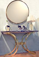 装饰镜玄关桌