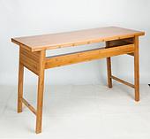 竹折叠书桌