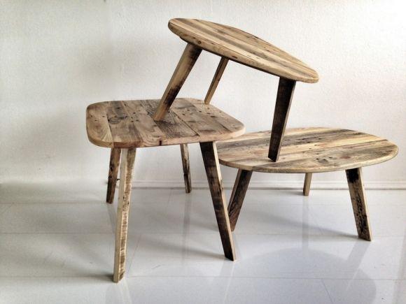 废旧建筑木材在家具设计中的创新