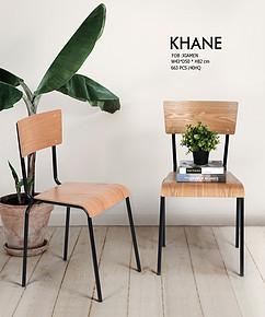 餐椅 Simple Style Dining Chair