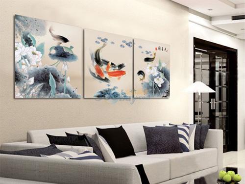 上海装饰画批发市场如何