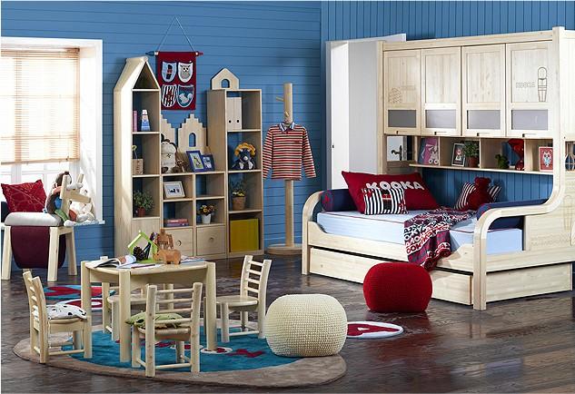 儿童家具用什么木料好