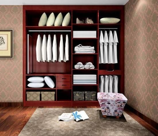 衣柜 开放式图片