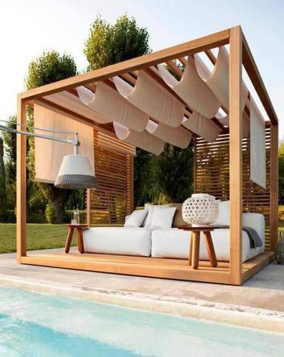 实木户外家具的使用效果怎么样