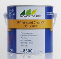 防UV清油