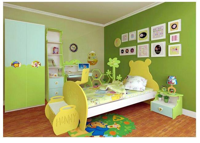 国外儿童家具品牌有哪些优势