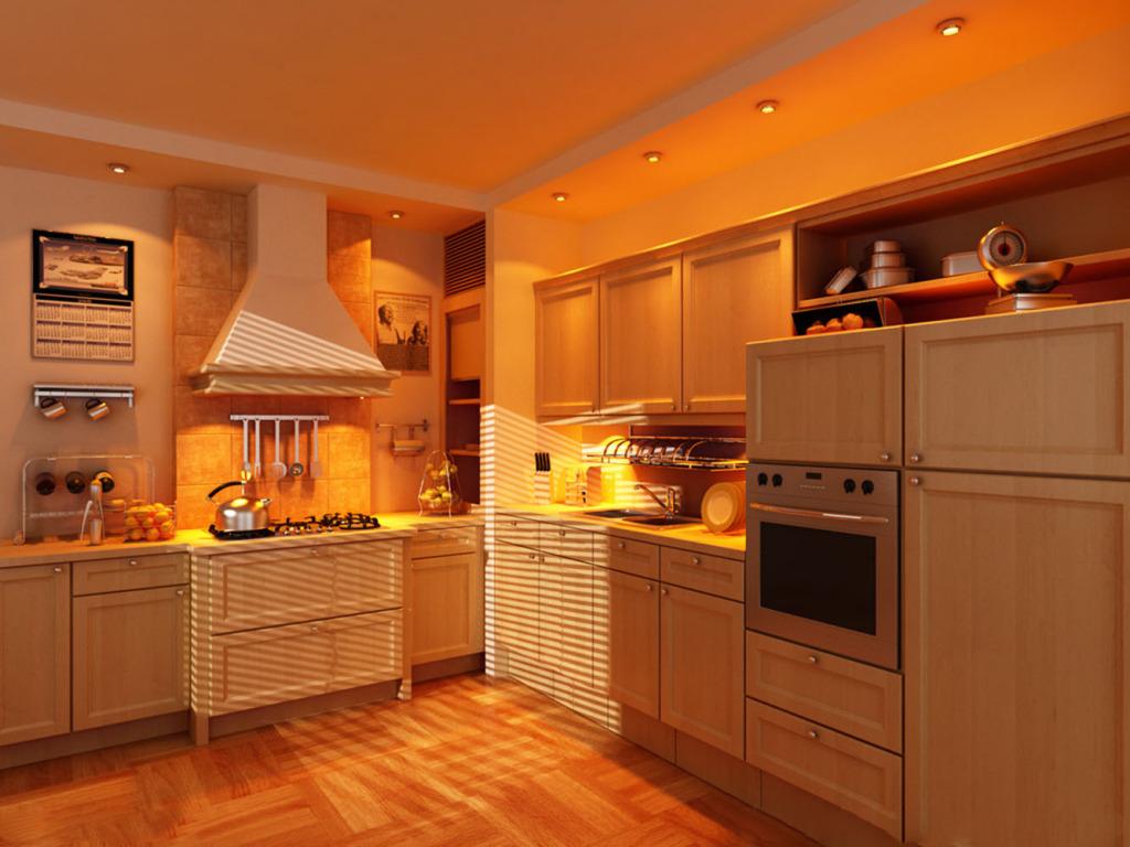 3种厨房装修色彩搭配 原来还有这种操作方式