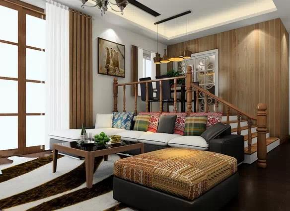 别人家的客厅设计