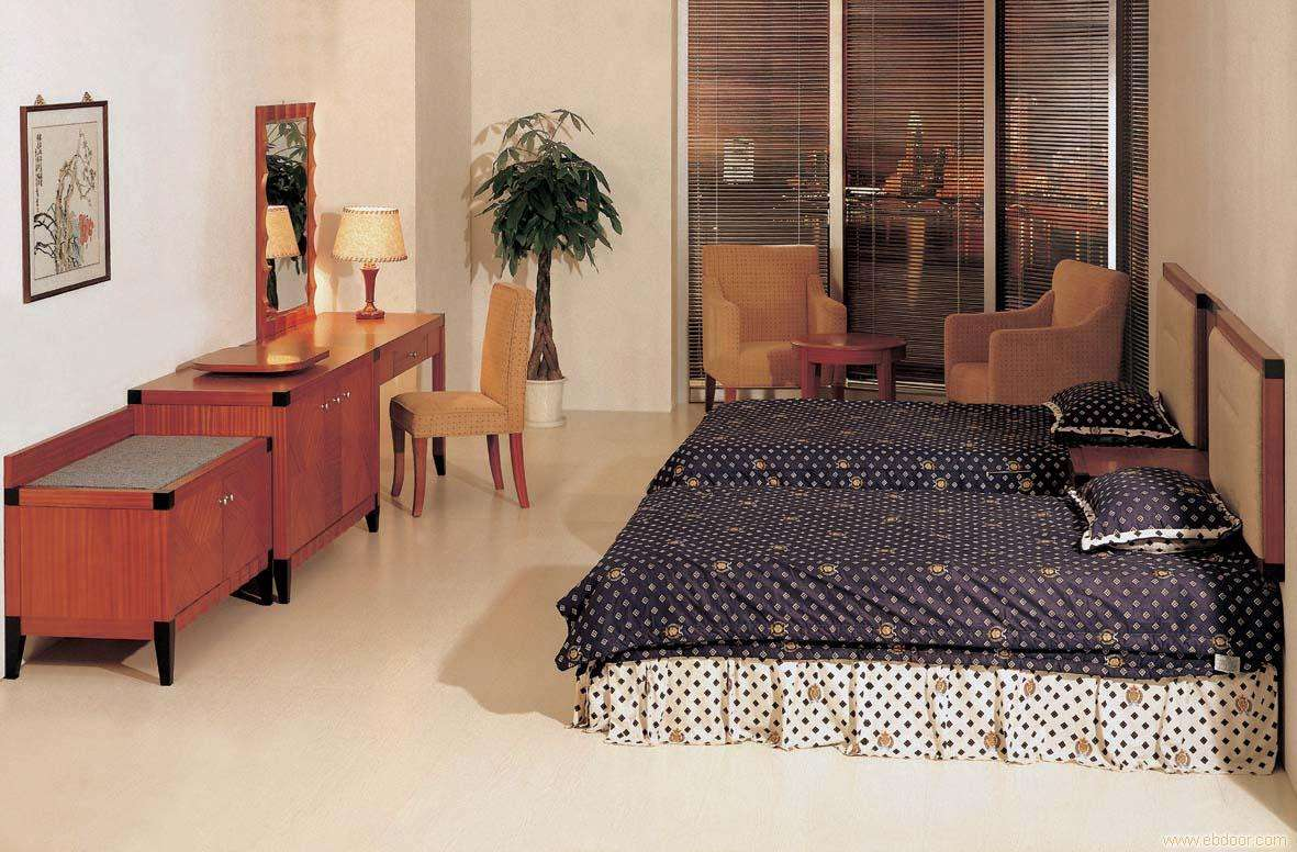 专业酒店家具定制厂家为什么能够受到酒店的欢迎