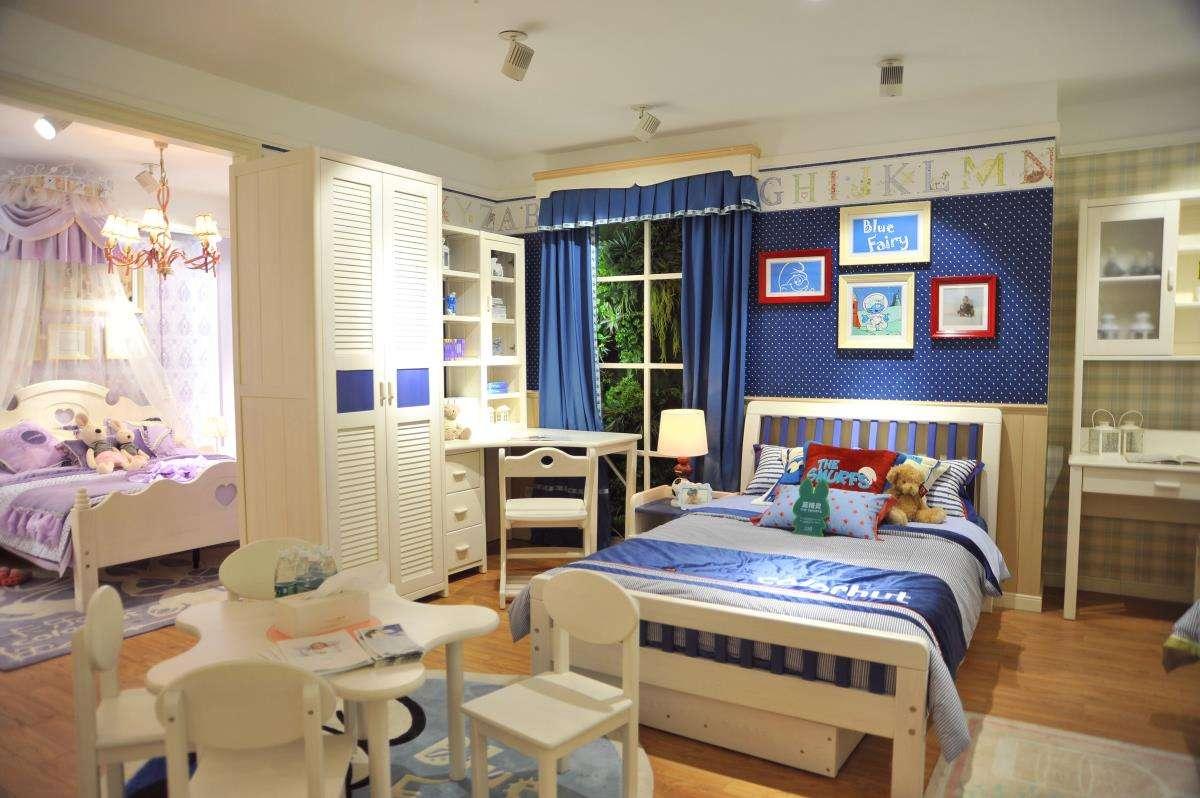 适合孩子使用的全友儿童家具有哪些特点