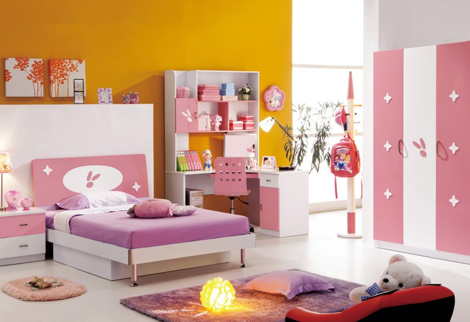 通过儿童家具图片大全可找到合适家具