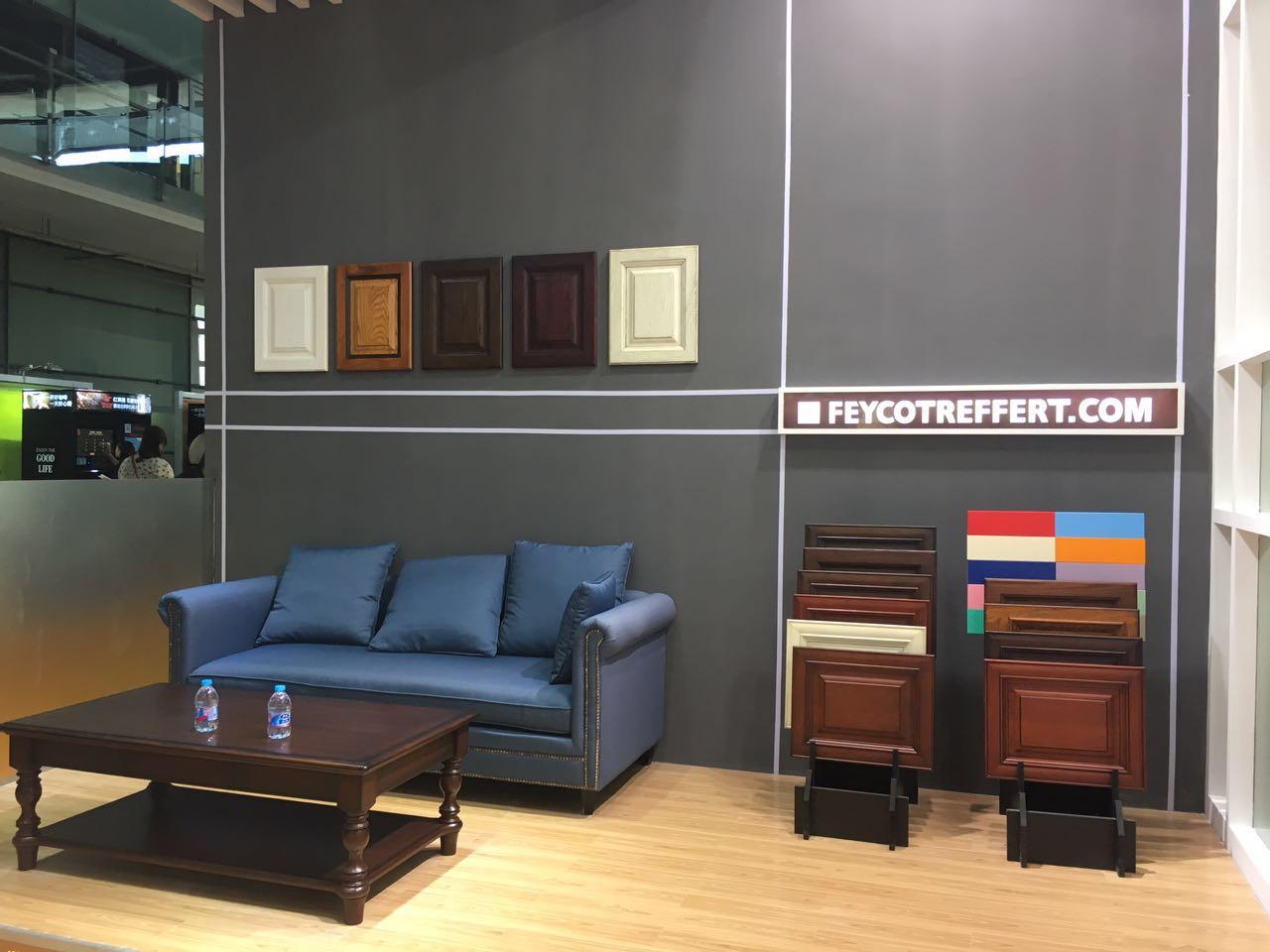 家具在线专访|全球领先的木器涂料公司Teknos Treffert 坚弗