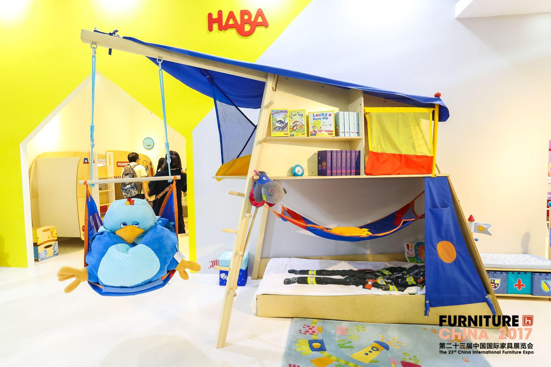 家具在线带你逛展|儿童家具馆
